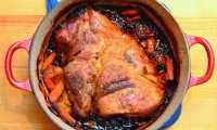 Свинина в пиве запеченная в духовке